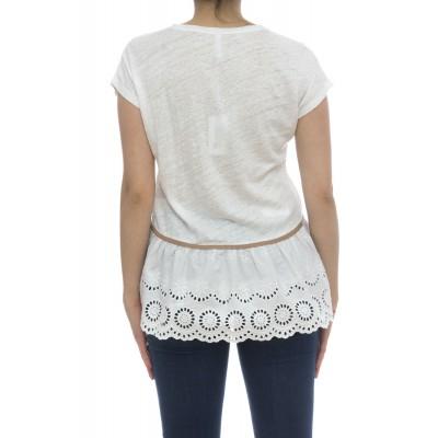 T-shirt - L18206 t-shirt lino