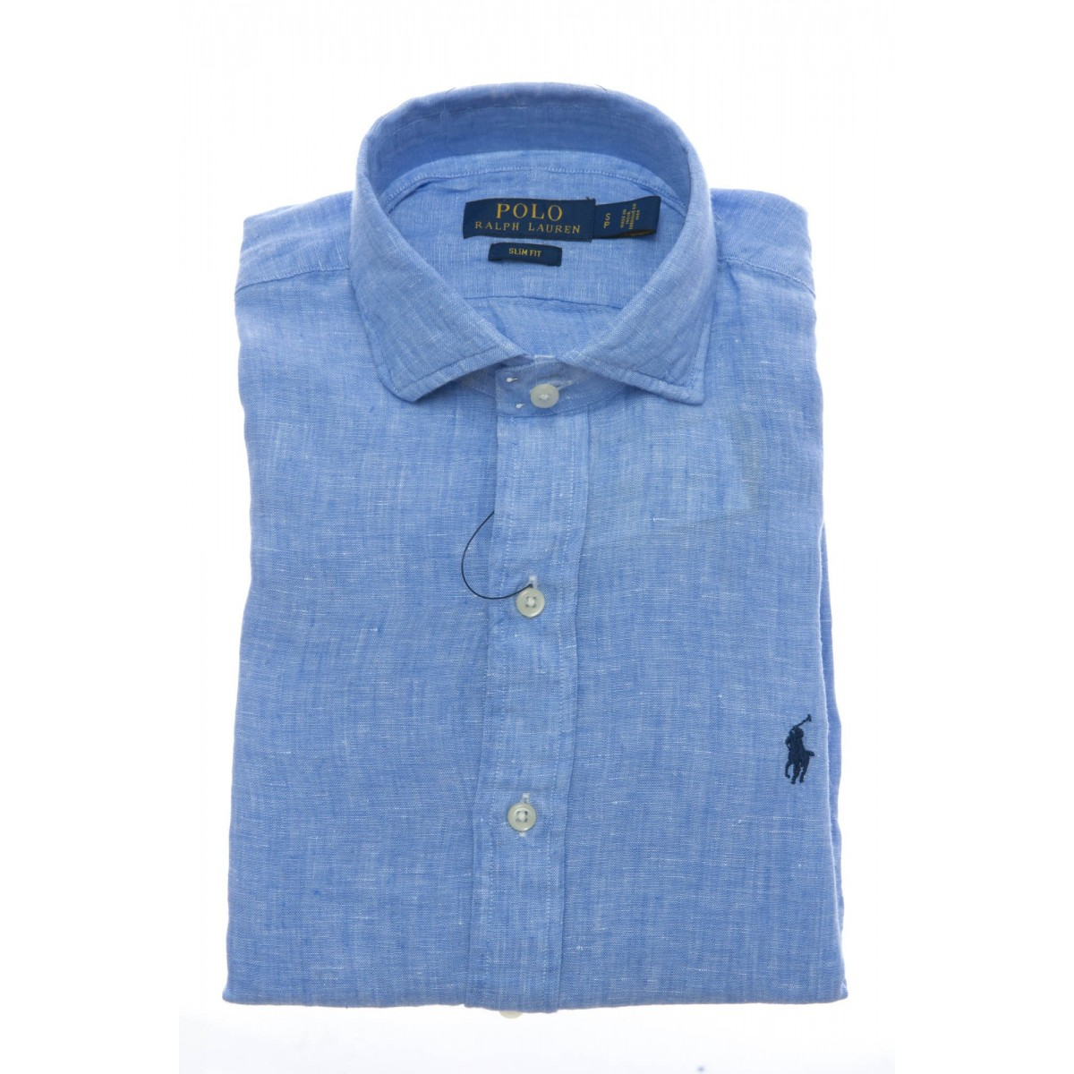Camicia - 710695930 lino slim fit