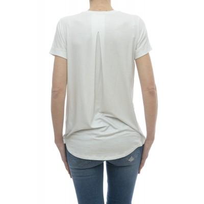 T-shirt - E03 12  94% viscosa 6% elastane