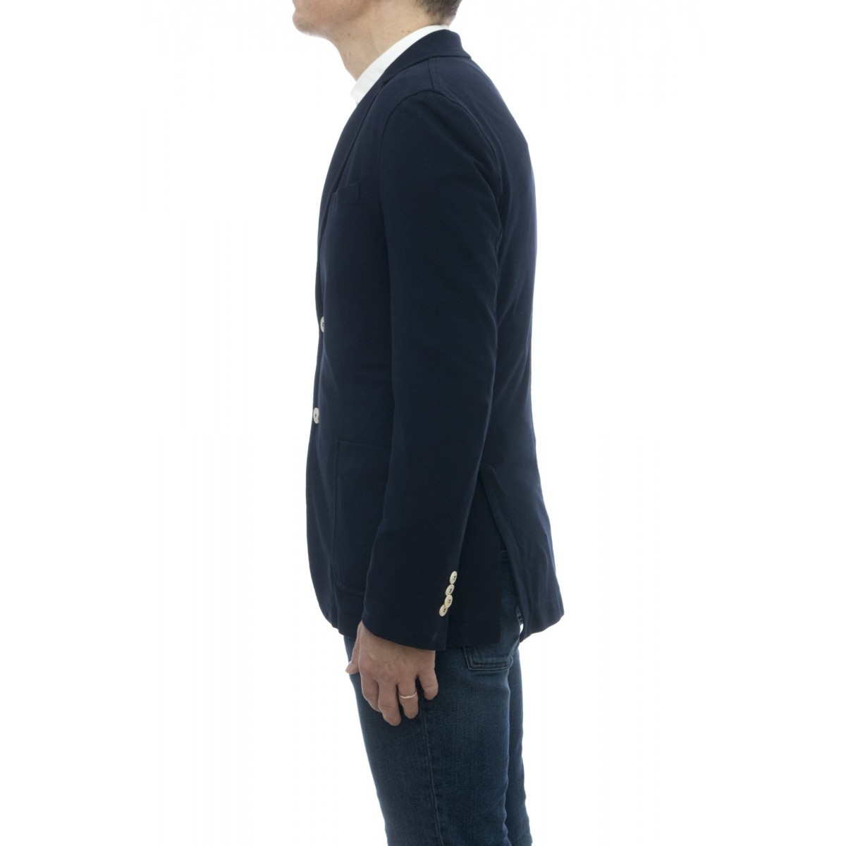 Giacca - Cn1802 giacca light jersey