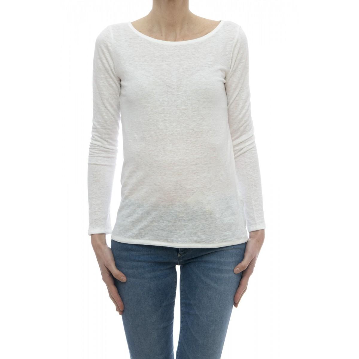 T-shirt - E16 13 lino elastane