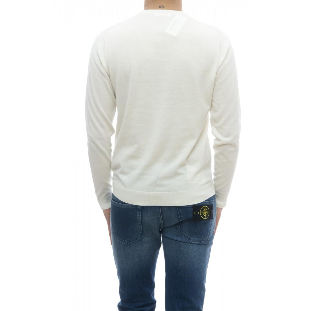 Maglia - K18101 maglia girocoloo