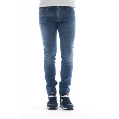 Jeans - 8212 206l319 jeans strech