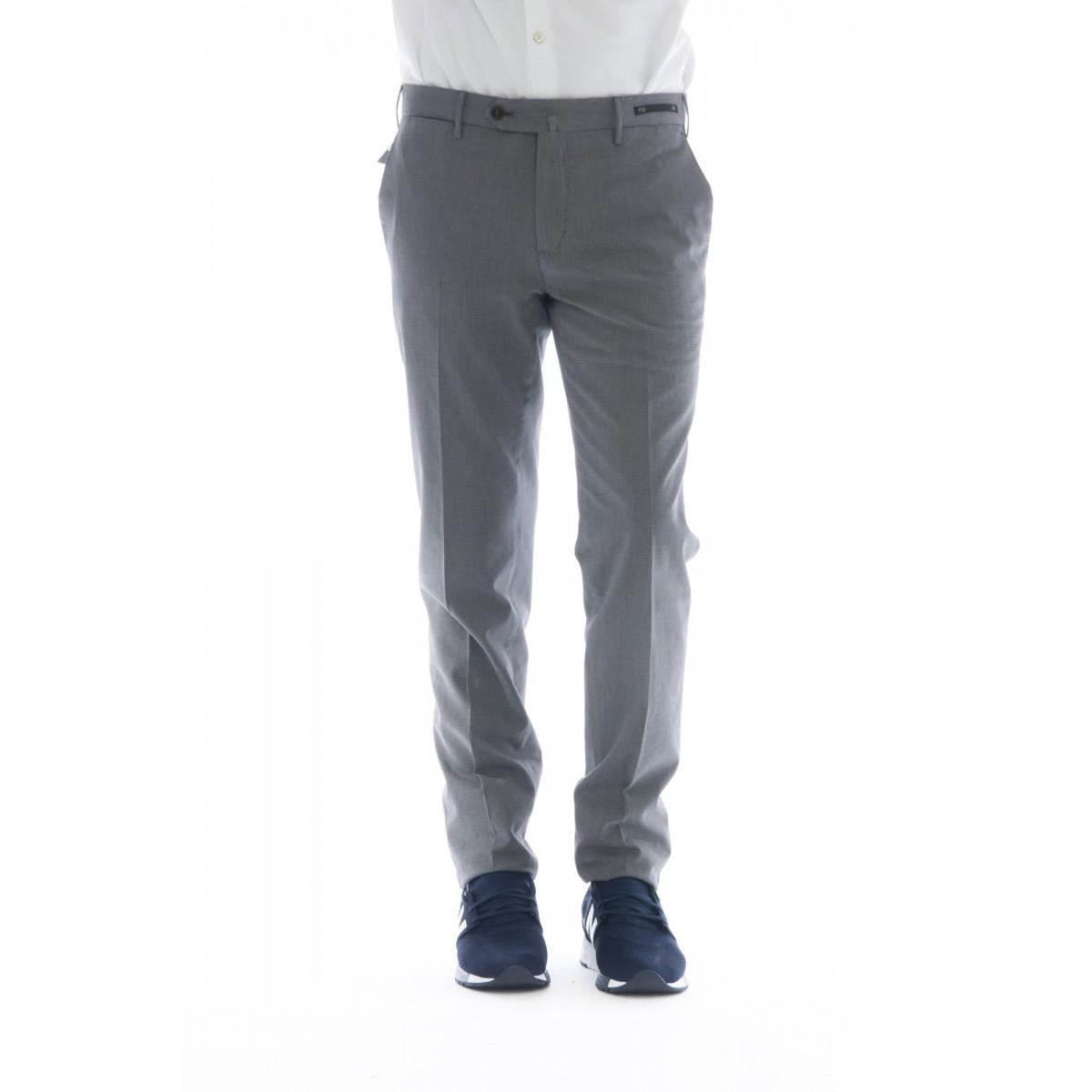 Pantalone uomo - Ccpdl01z00clp super slim microlavorato strech