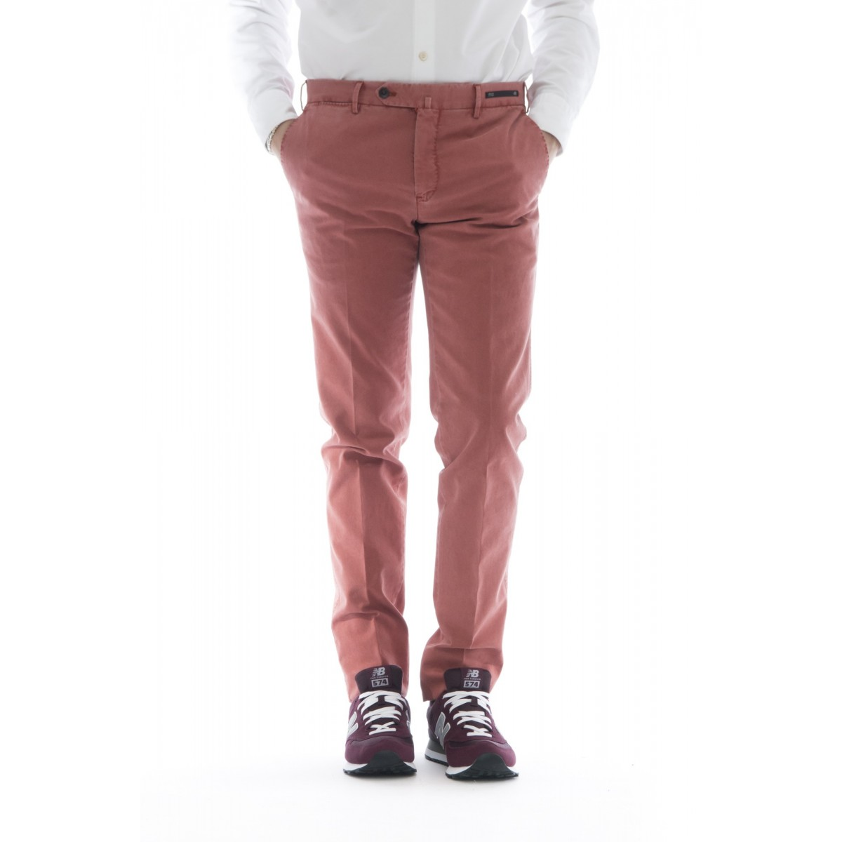 Pantalone uomo - Cpdl01z00spr super slim cotone lavato strech