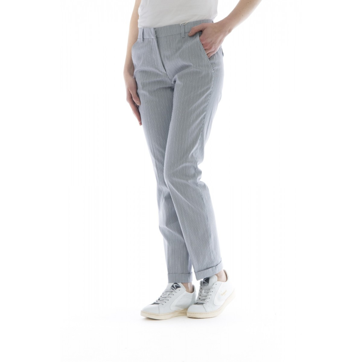 Pantalone donna - Leyre 172568 d6242 righina strech