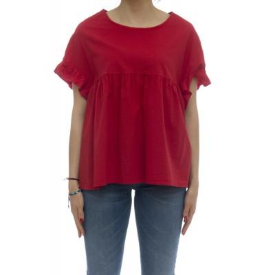 Camicia - 145511 camicia rouge