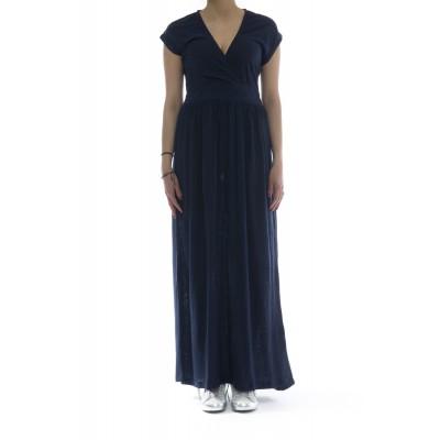 Vestito - L18205 vestito lungo lino