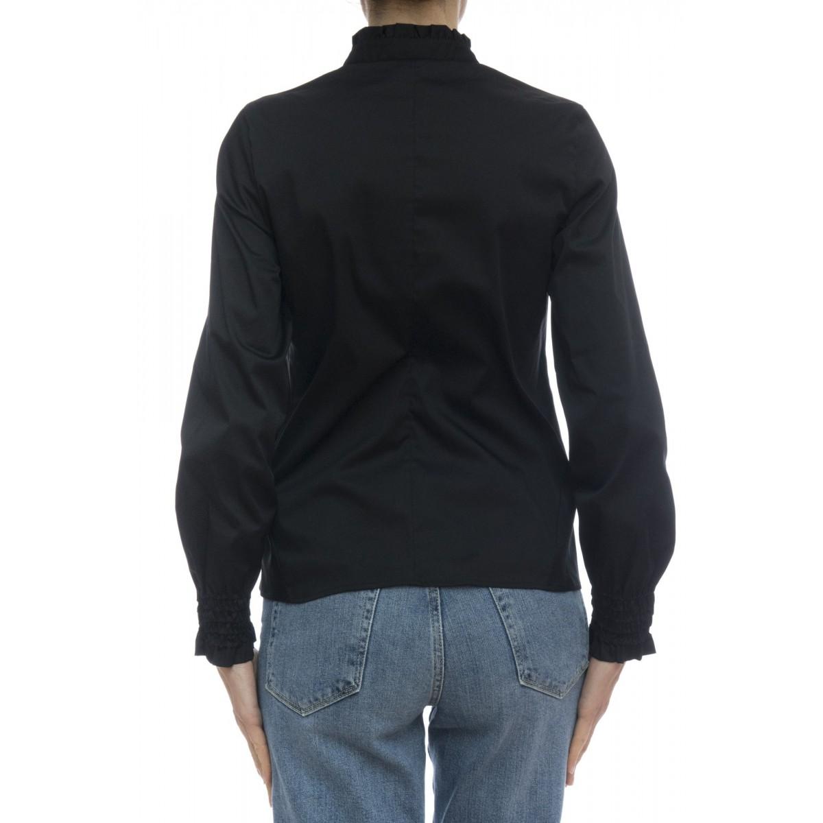 Camicia donna - Pga z0y rasatello cotone