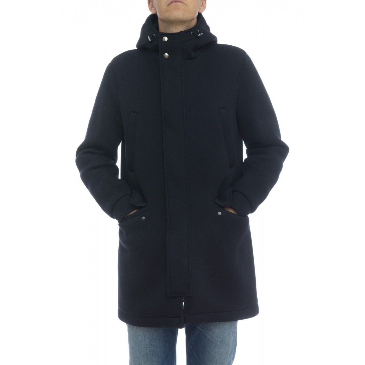 Jacket Man- Pa025ur 12400 resort winter scuba made in italy