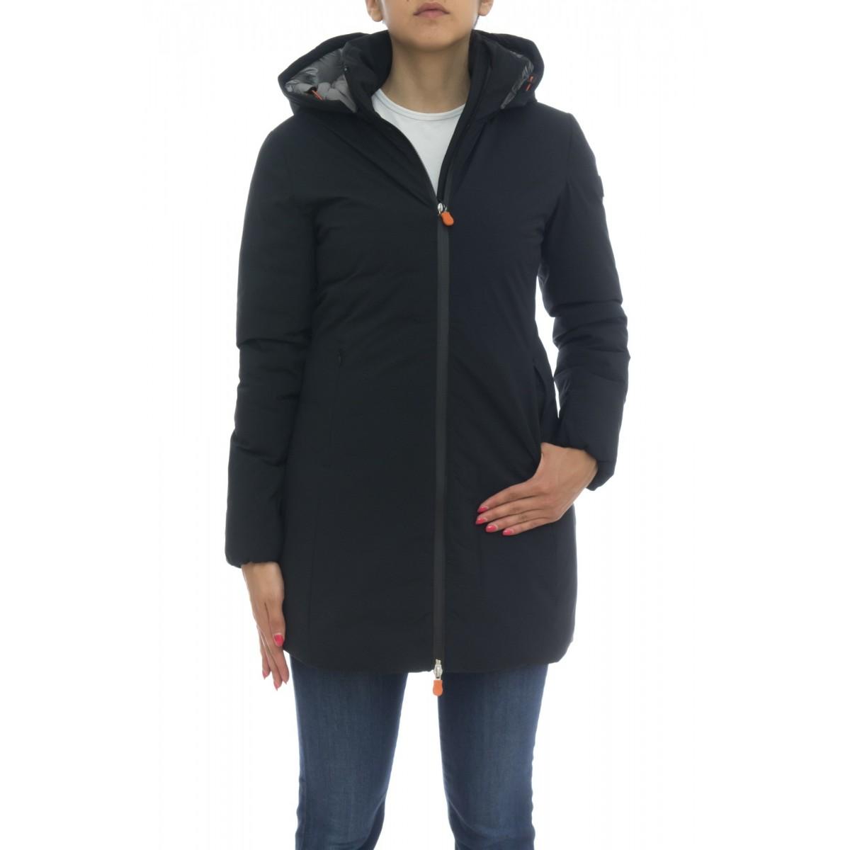 Piumino - D4006w matt7 cappottino
