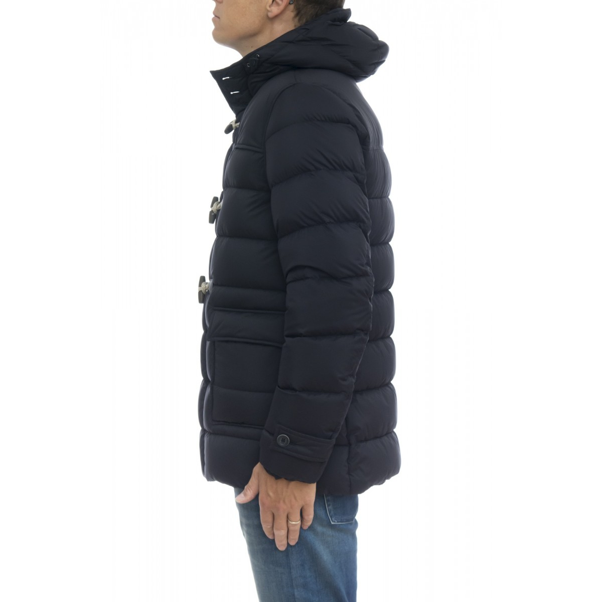 Down Jacket Man- I009ule 19288 montgomery legend 3 piume