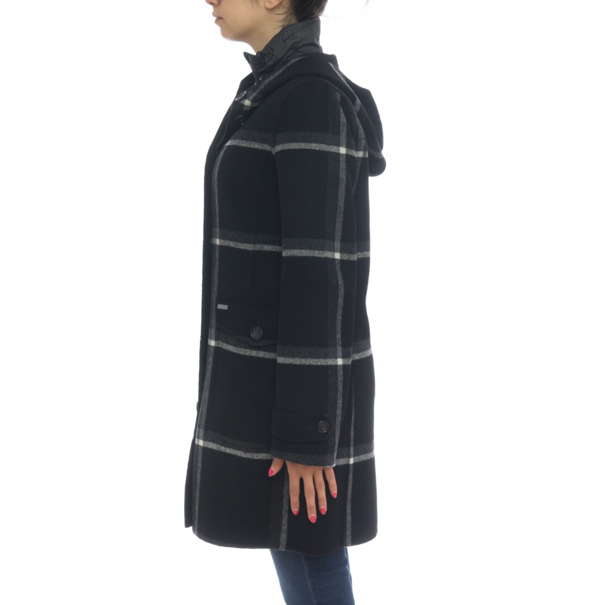 Piumino - Wwcps2618 df06 cappotto marcy coat