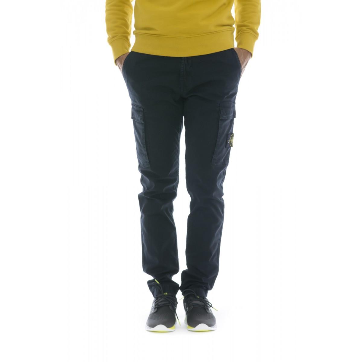 Pantalone uomo - 313wi tasconato slim lavato