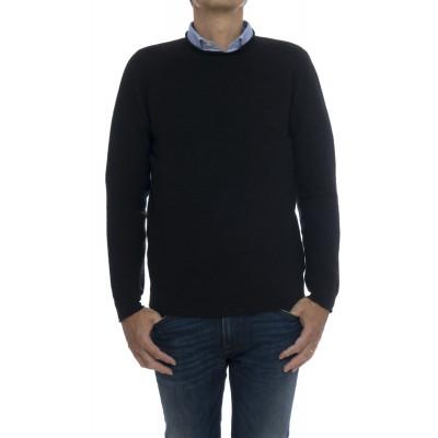 Pullover Männer- 6012/01 maglia lavorazione links