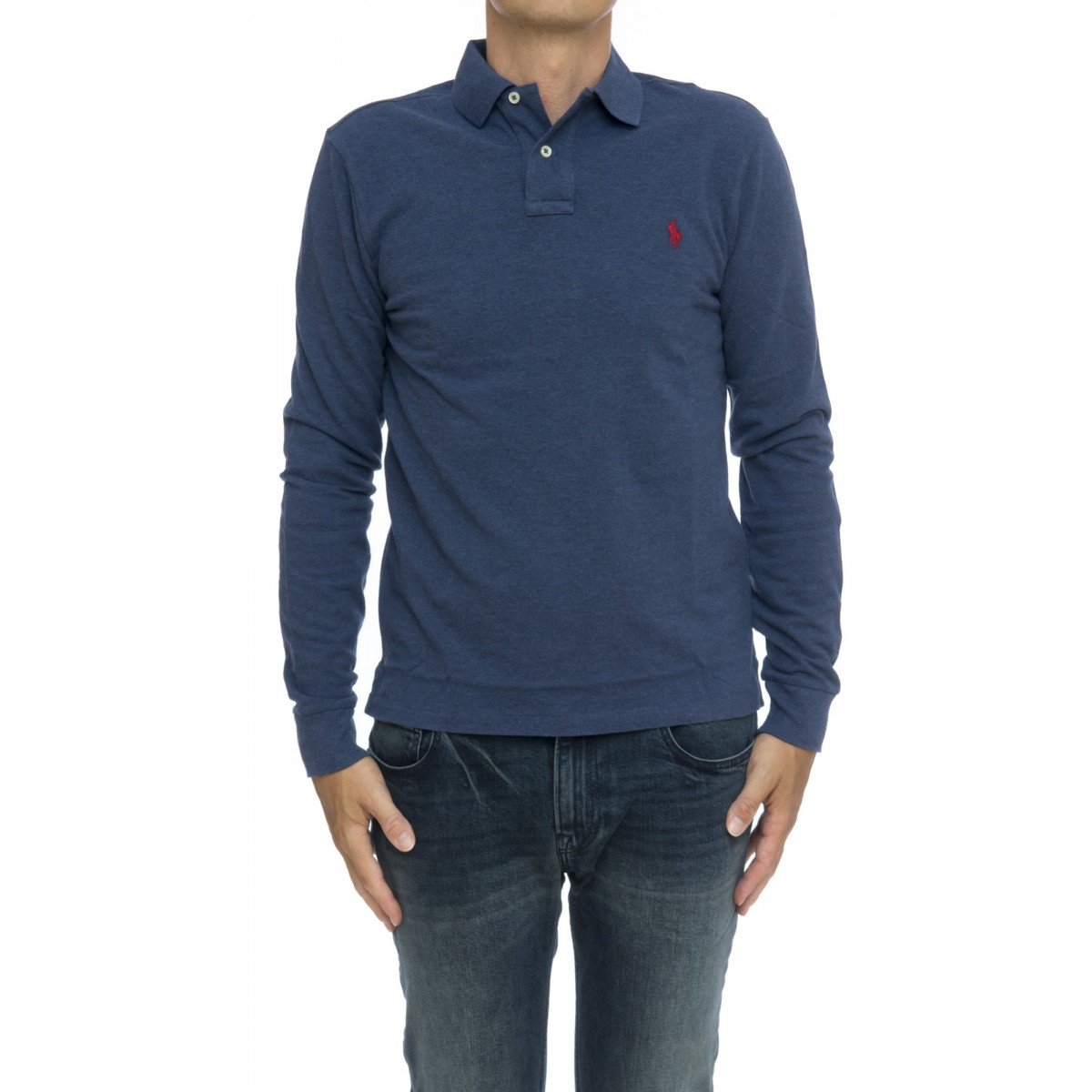 Polo Uomo- 681126 polo ml slim fit