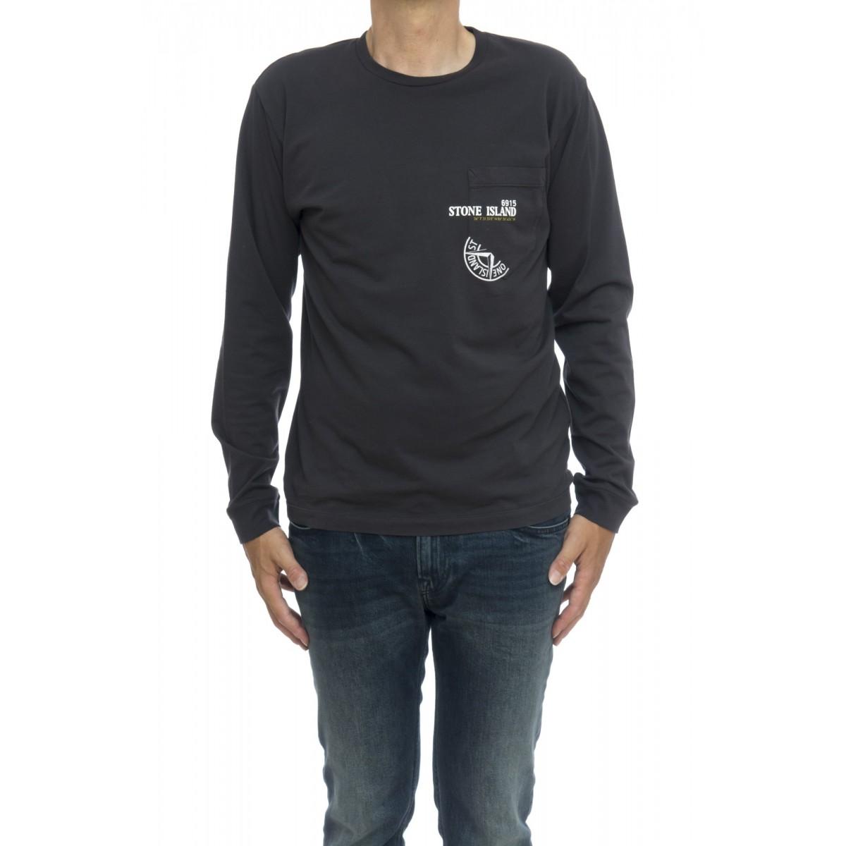 T-shirt - 23884 t-shirt manica lunga