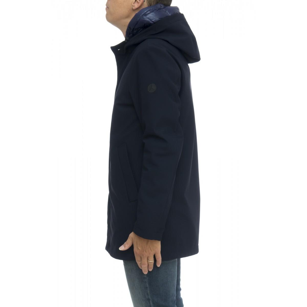 Down Jacket Man- Boku pm888 trence soft shell