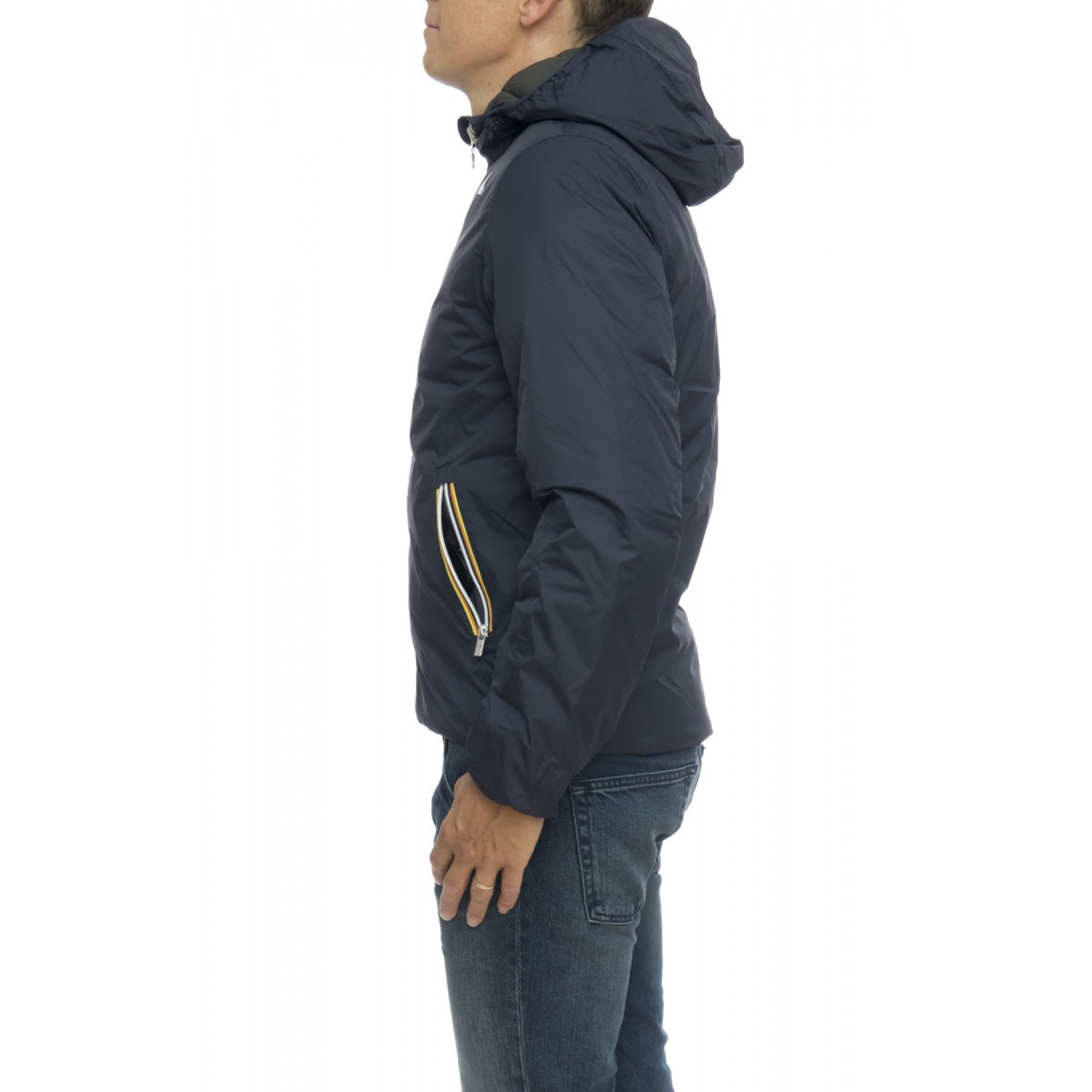 Reversible Down Jacket Man - JACQUES THERMO PLUS DOUBLE K001K40
