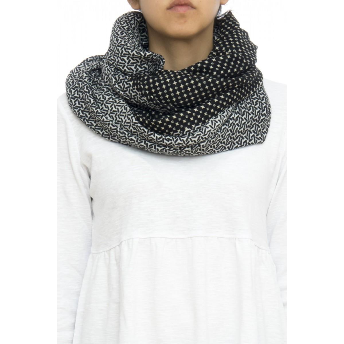 Sciarpa - 1701 rosa 100x200 80% lana 20% seta