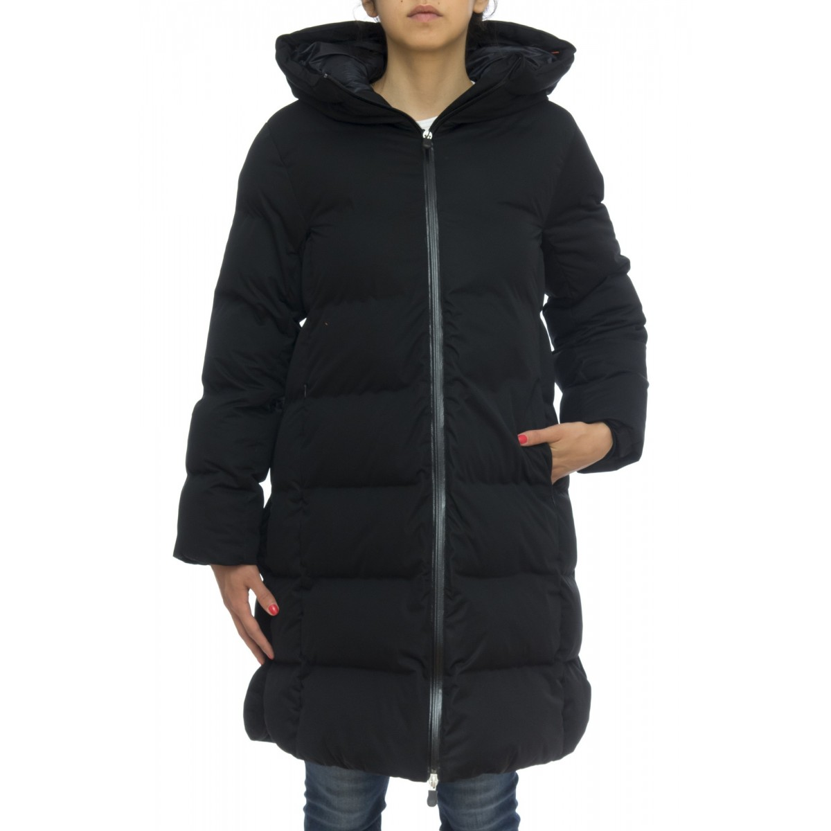 Down Jacket Woman- D4473W BARK7