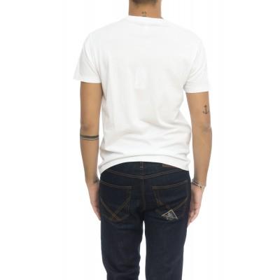 T-shirt - T28101 t-shirt manica corta taschino