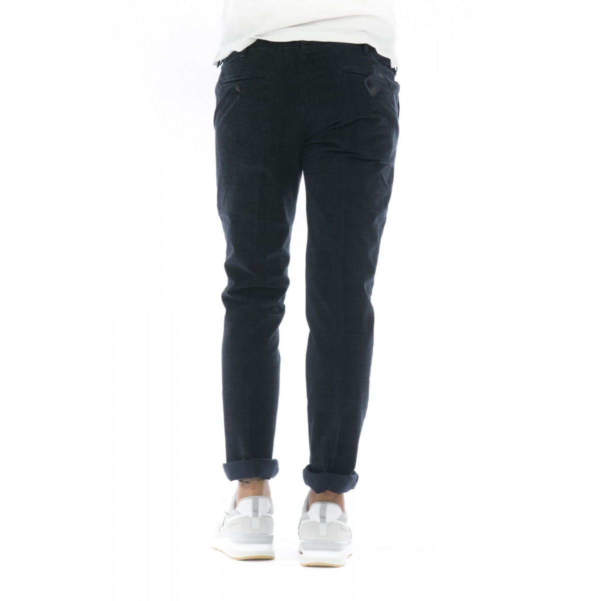 Pantaloni - Lenny 1060 gabardina stampa