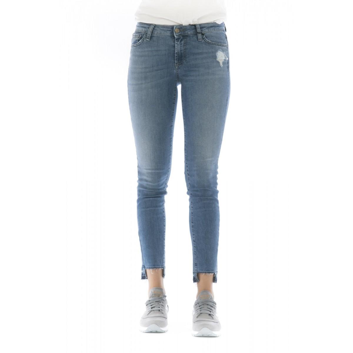 Jeans - Cate cut claire caviglia rottura