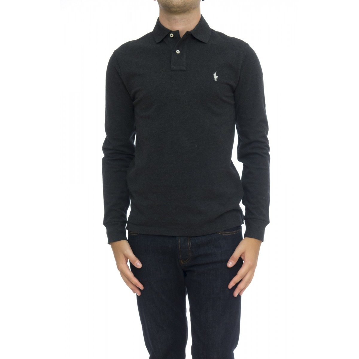 Polo Man- 681126 polo ml slim fit