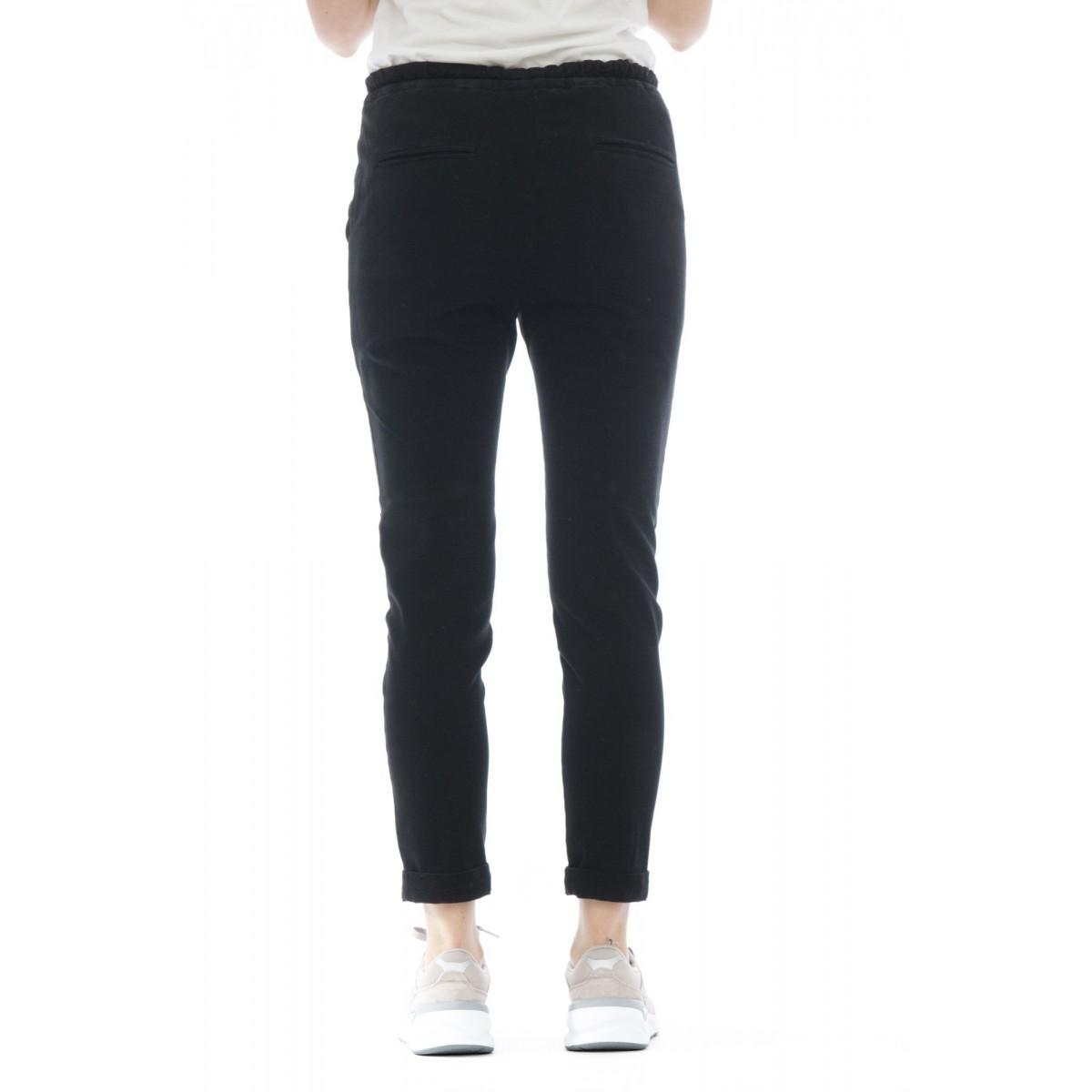 Pantalone donna - D04 gabardina tecnica strech
