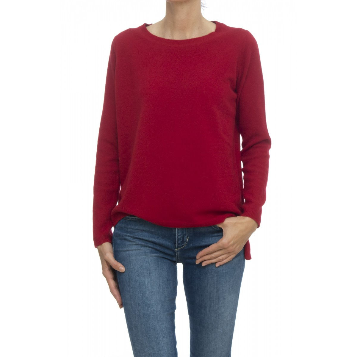 Cashmere Sweater Woman- CL02
