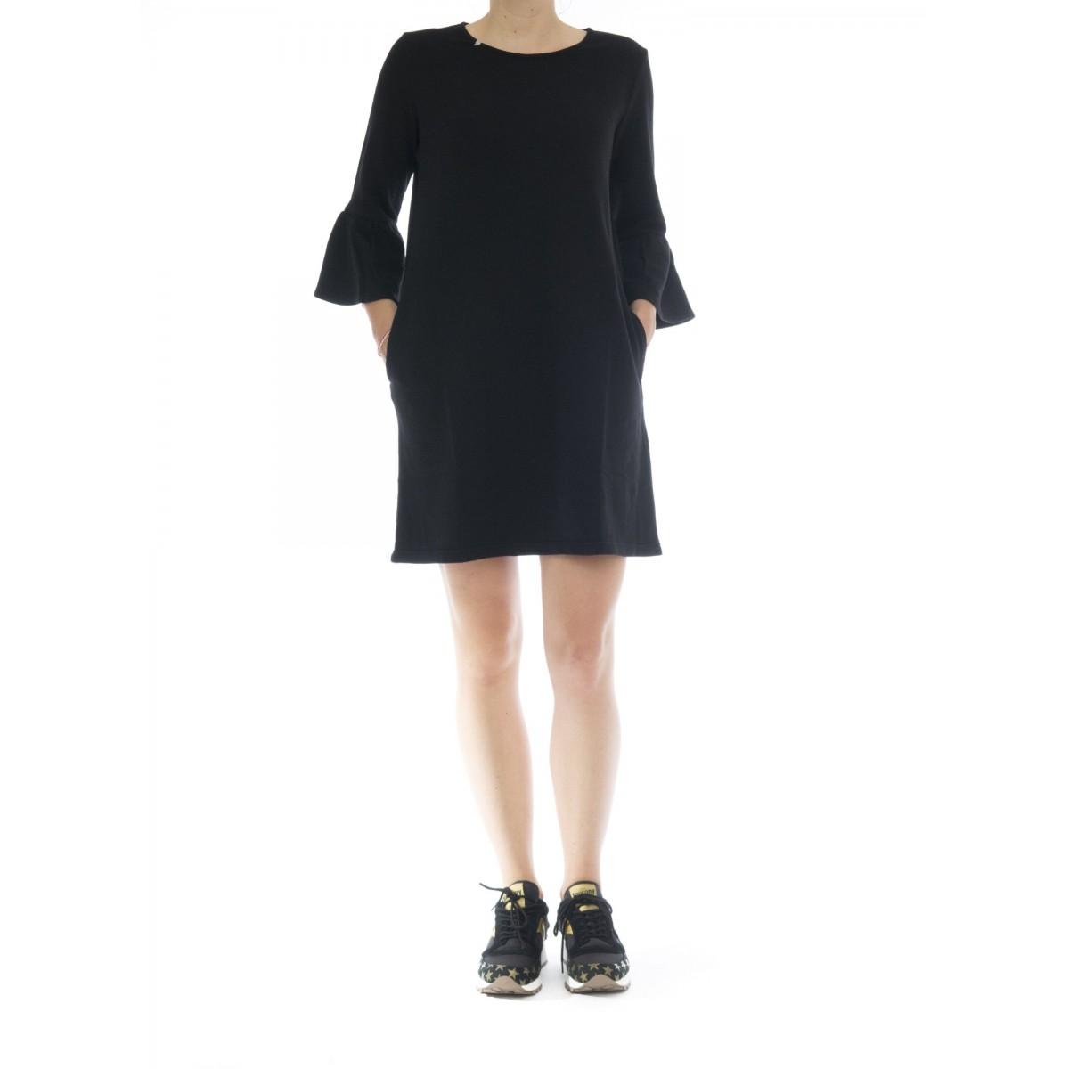 Vestito - F28211 vestito felpa