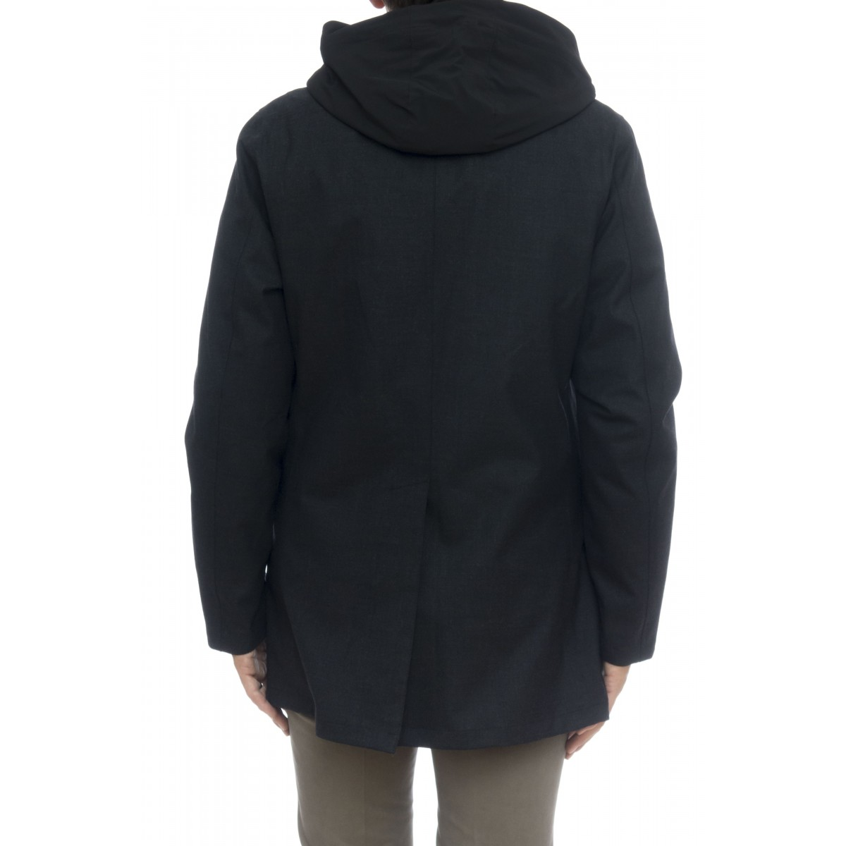 Piumino - Hachiko pw1038 trence tecno lana