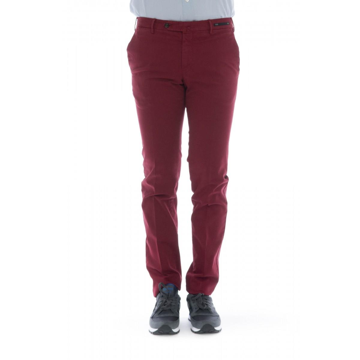 Pantalone uomo - Cpdt01z tt02 super slim gabardina strech