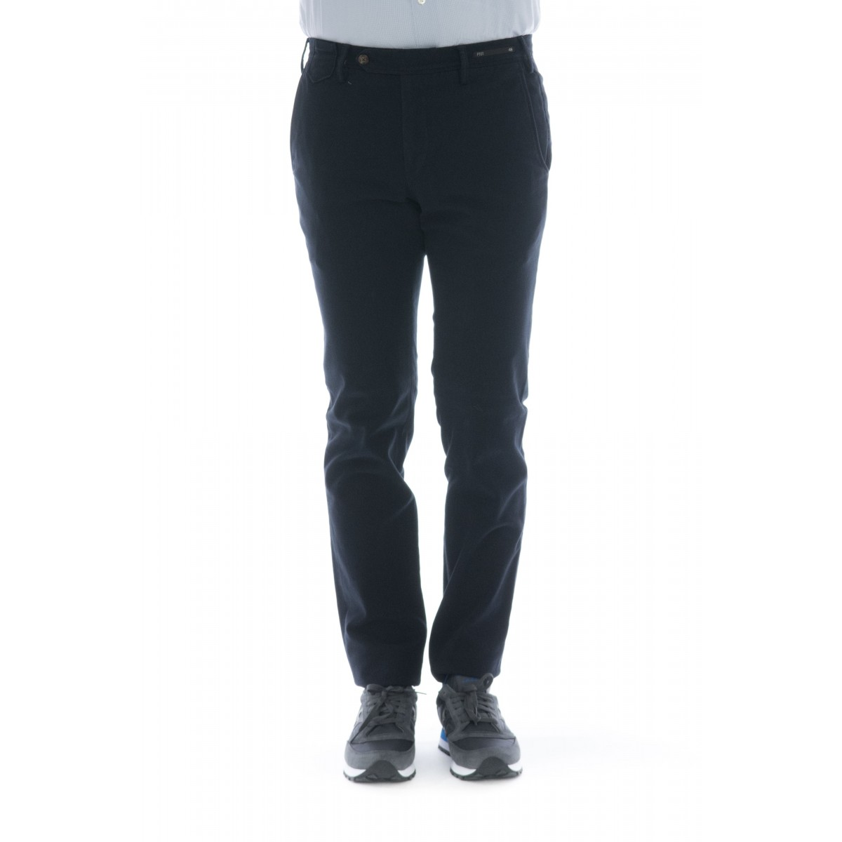 Pantalone uomo - Codl sd24 super slim cotone strech stampa
