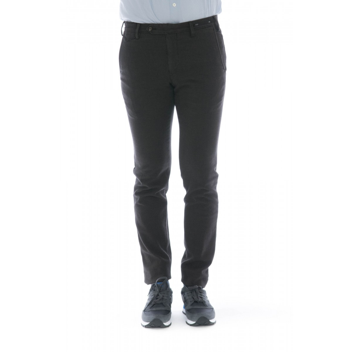 Pantalone uomo - Codl sd29 cotone strech super slim stampa