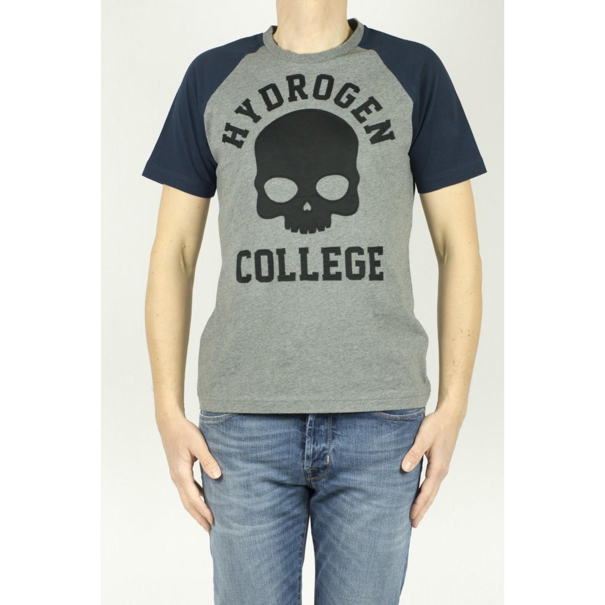 T-Shirt Hydrogen Uomo - 144004 163