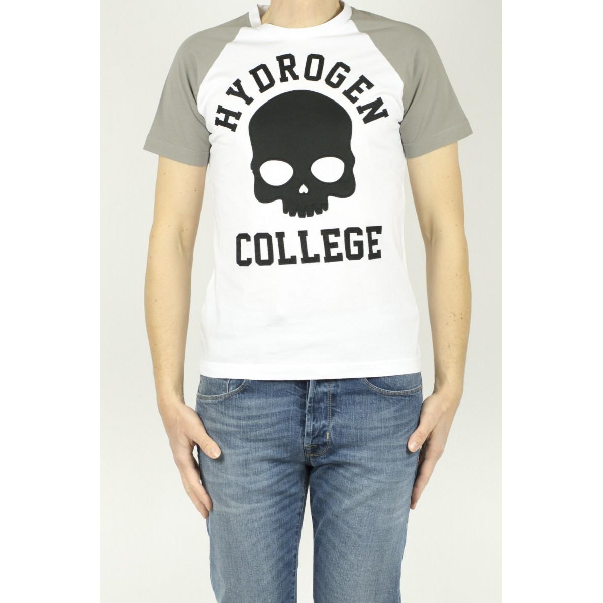 T-Shirt Hydrogen Uomo - 144004 001