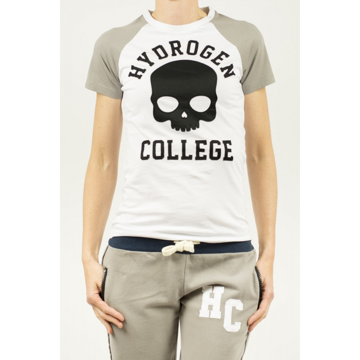 T-Shirt Hydrogen Donna - 145004 001