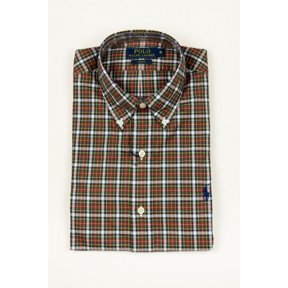 Camicia Uomo Polo Ralph Lauren - A02Wsfbkc0038