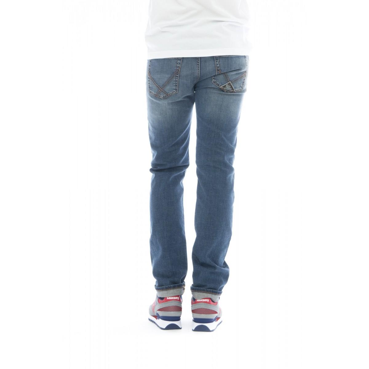 Jeans Man In Sand-Wash Stretch Denim- 529 WEARED 10