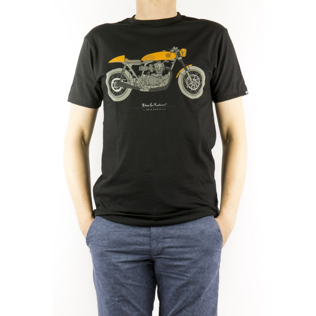 T-Shirt Deus Ex Machina - Dmw41808N