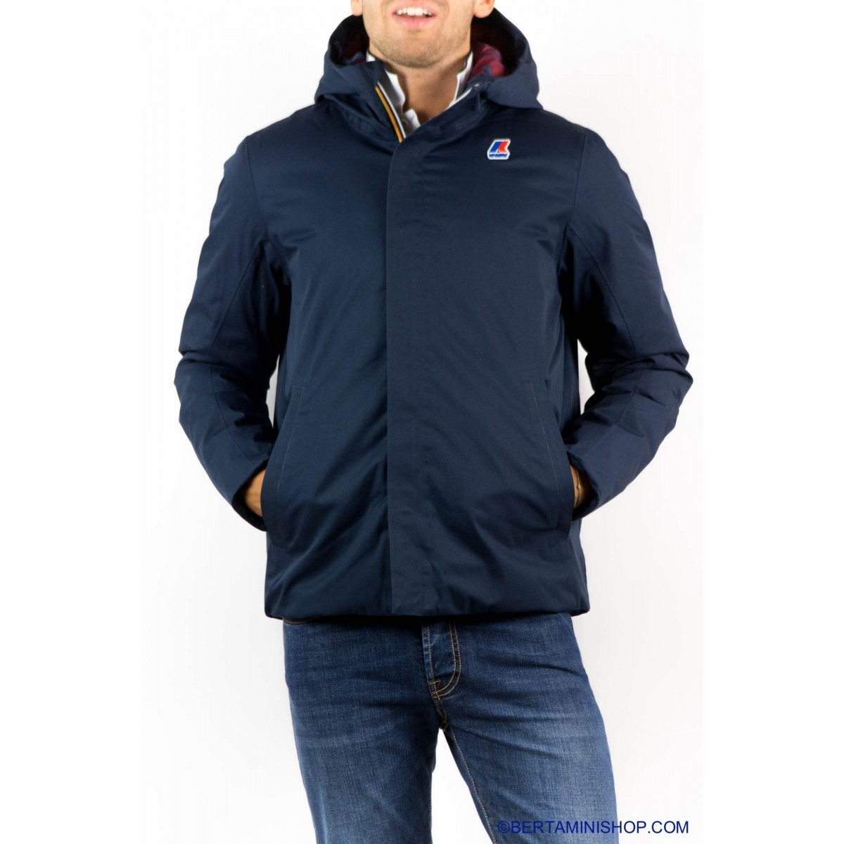 Sport Down Jacket K-Way - K005E20
