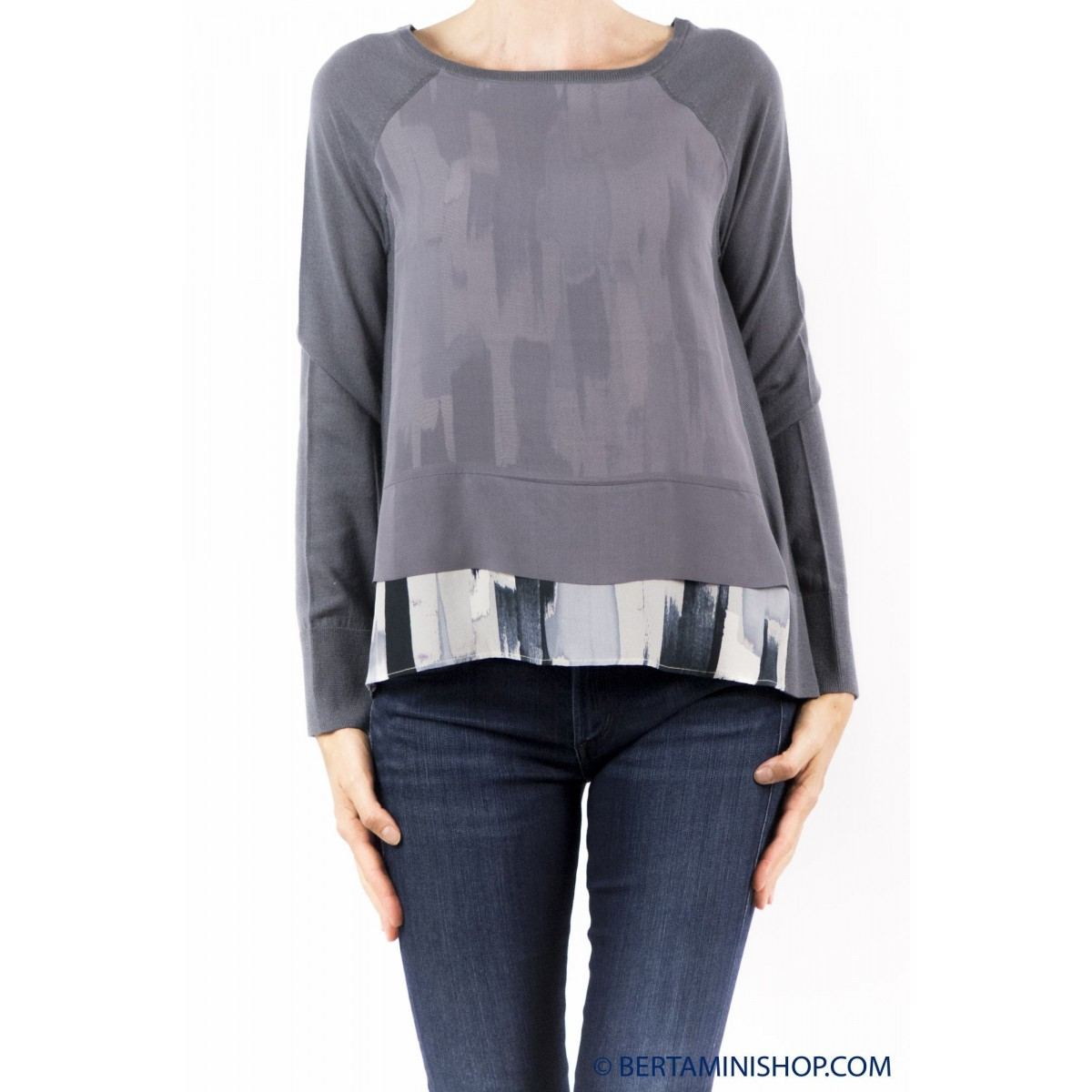 Sweatshirt Kangra Woman - 9580/13