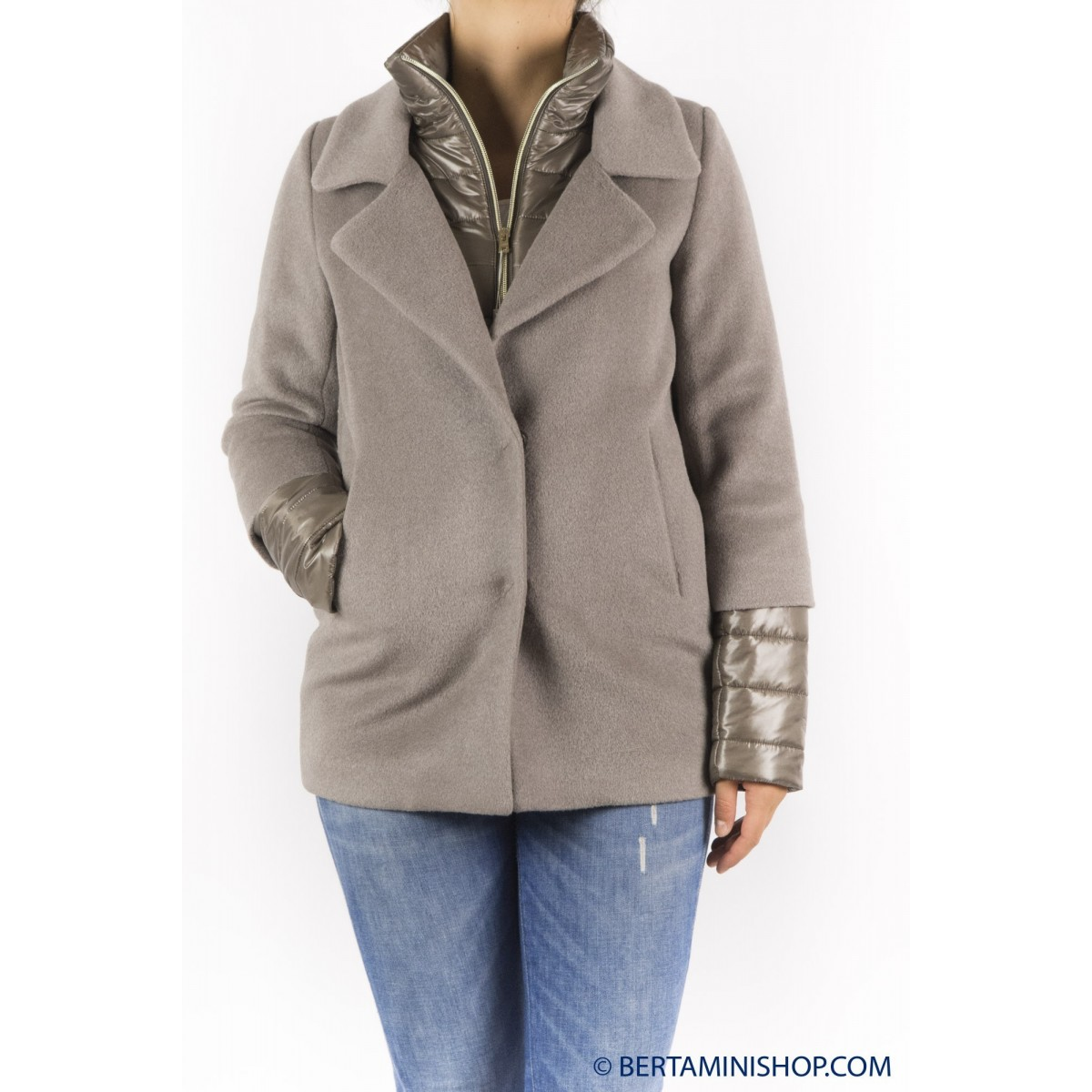 Coat Herno Woman - GC0100D 38150