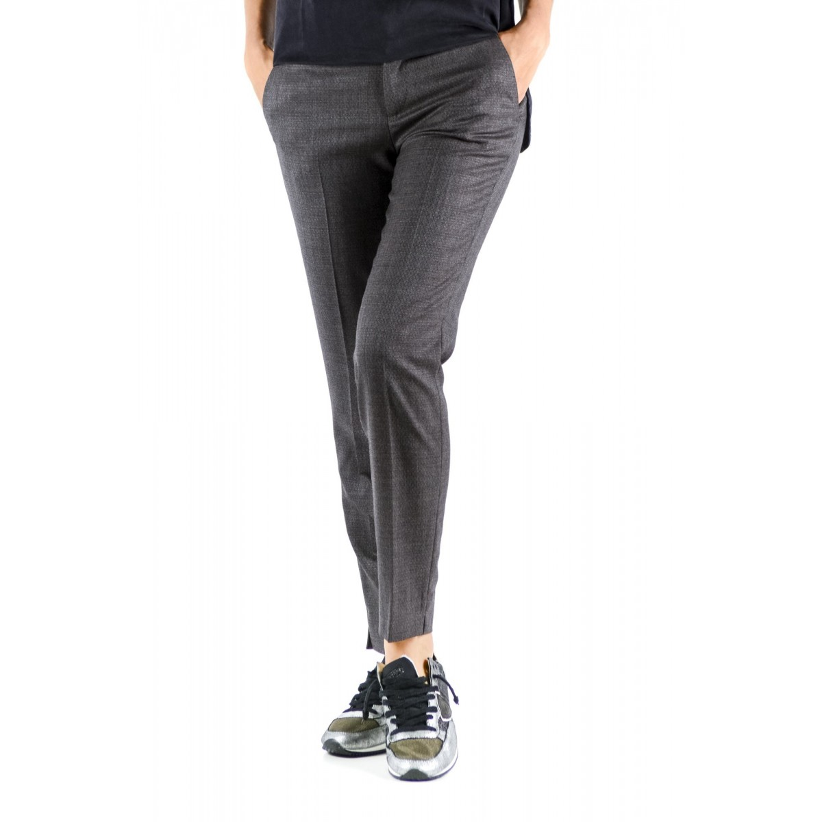 Trousers Pt0W Woman - Cdvsny Fb53