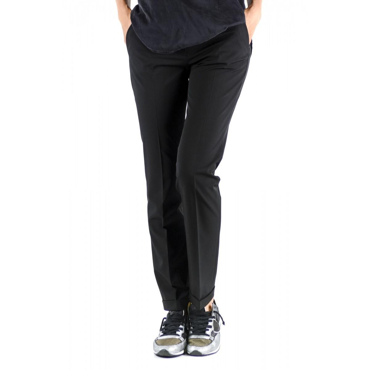 Pantalone Incotex Donna - 172516 D4428 Leyre