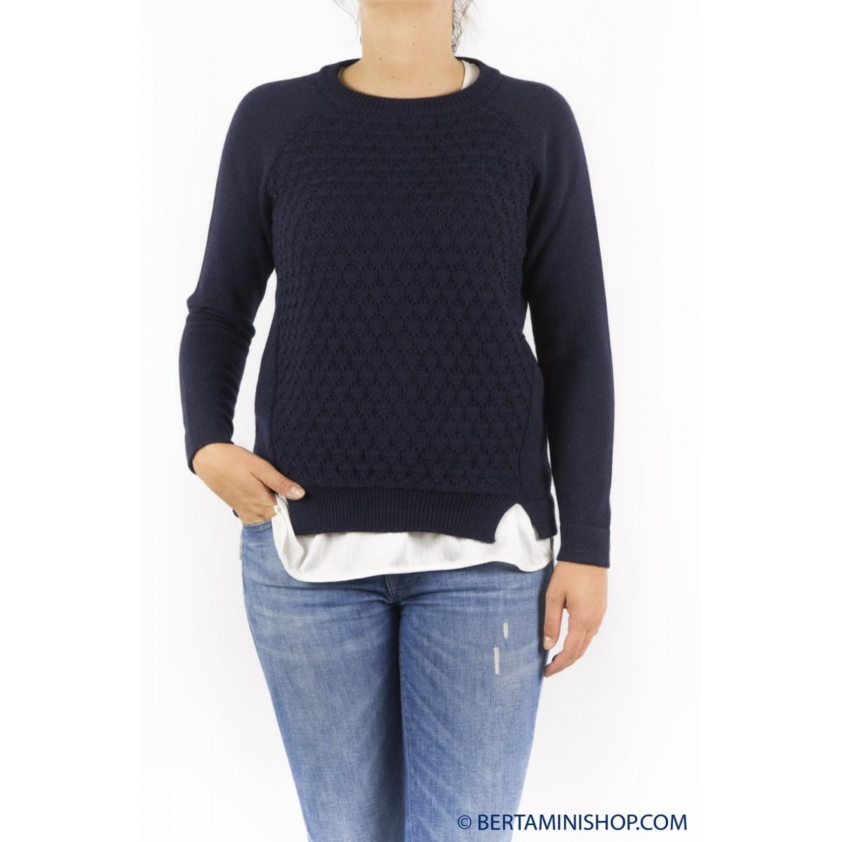 Pullover Zanone Damen - ZJ605 851862