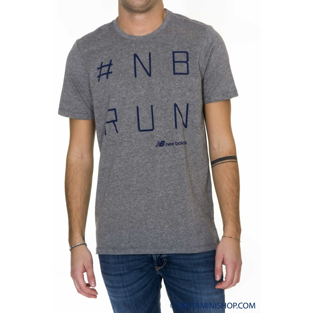 T-Shirt New Balance Manner - 16S103 T-Shirt