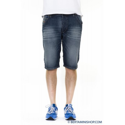 Bermuda Diesel Uomo - Kroshort Bermuda Jeans